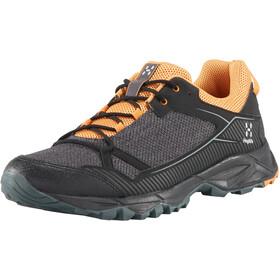 Haglöfs Trail Fuse Shoes Herre true black/desert yellow